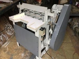 Power Press Spiral Punching Machine