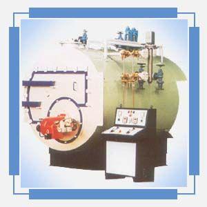 Liquid / Gas Fired Steam Boiler