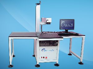 Table Top Fiber Laser Marking Machine
