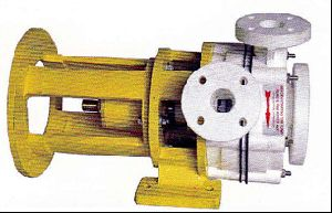 Vertical Seal Less Pump