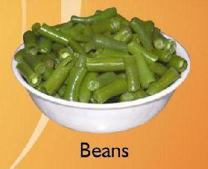 Frozen Beans