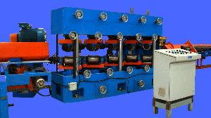 TUBE STRAIGHTENING MACHINES