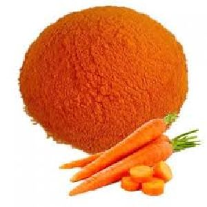 Carrot Flavored Powder