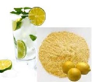 Lemon Flavored Powder