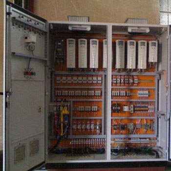 Vfd Plc Based Automation Panel System