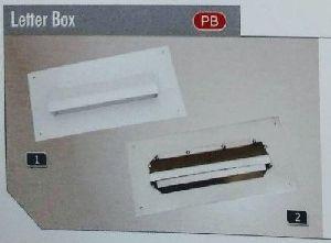 Letter Box Head Plates
