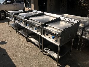 Stainless Steel Gas Operated Hot Plate