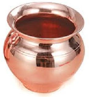 Copper Gadva Lota