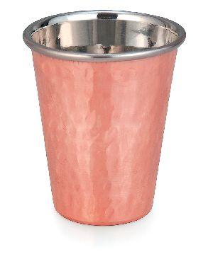 Copper Taper Glass