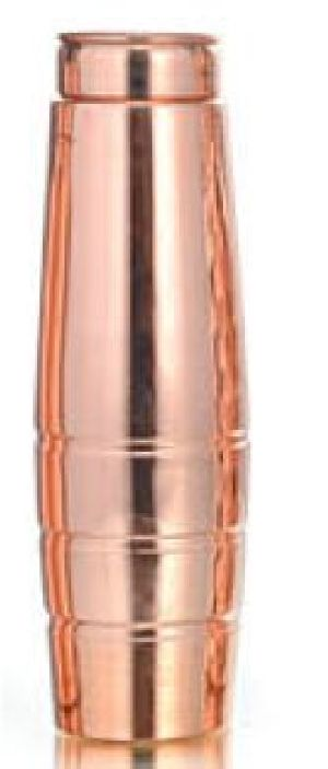 Elegant Copper Bottle