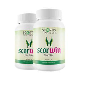 Scorwin Piles Tablets
