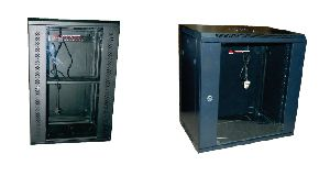 Wall Mount Double Section Network Cabinets