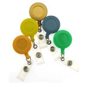 Custom Shape Retractable Badge Reel