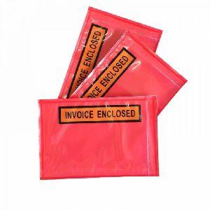 Envelope-packing List Envelope