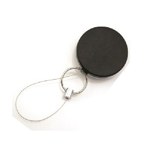 Heavy Duty Retractable Badge Name Card Holder