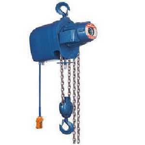 Motorized Chain Hoist