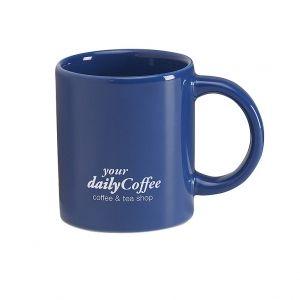 Ceramic Coloured Mug.