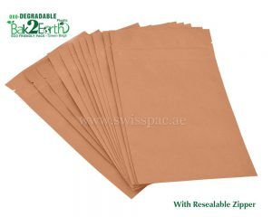 Biodegradable Packages Paper Bags