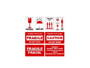 Shipping And Indicator Labels