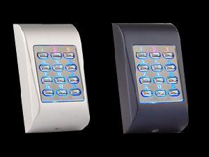 Touch Keypad Proximity Reader