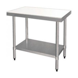 Stainless Steel Folding And Cutting Table