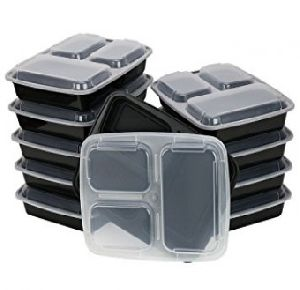 Disposable Plastic Food Containers