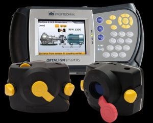 Shaft alignment systems OPTALIGN smart