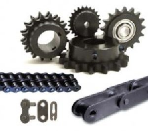 Roller Chain & Sprockets