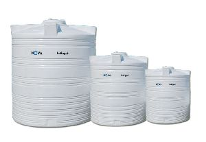 Vertical Water Storage Tanks