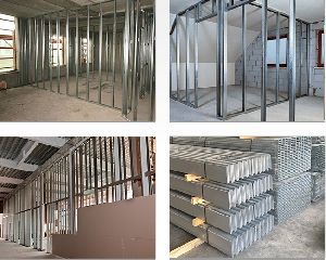 Dry Wall Partition System