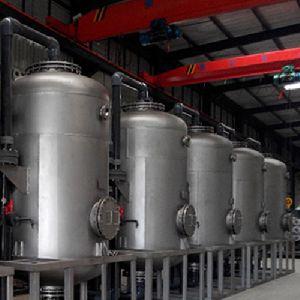 Dealkalization Water Treatment Plant