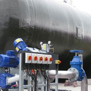Fume Scrubbers And Co2 Degassers