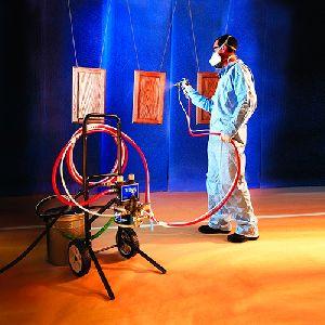 Painting Galvanizing Machines