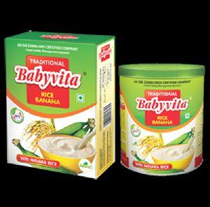 Rice Banana Powder