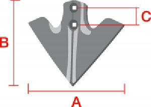 Cultivator Points