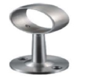 Stainless Steel Round Central Post