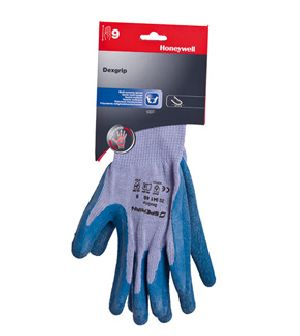 Honeywell Latex Coated Cotton Glove