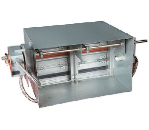 Combination Fire And Smoke Dampers