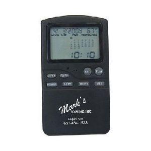 Recording Memo Calendar Alarm Clock