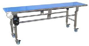 Flat Inclined Belt Conveyors
