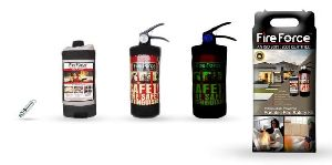 Portable Fire Safety Kit