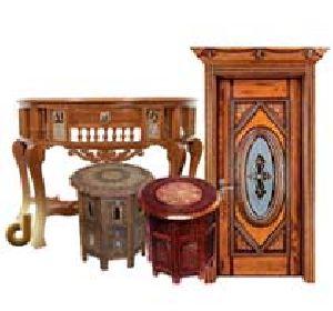 Kashmiri Wooden Handicrafts Manufacturers Suppliers Exporters