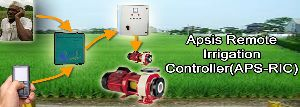 Remote Irrigation Controller