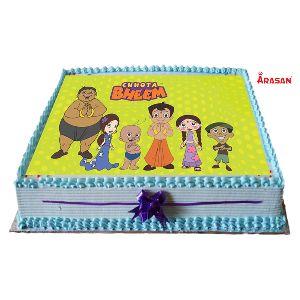 Digital Cakes