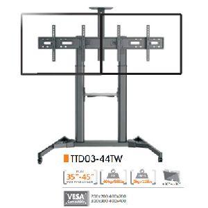 Steel Tv Cart