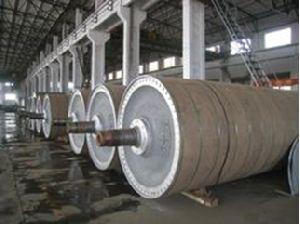 Cast Iron Roller Press