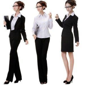 FEMALE CORPORATE CLOTHING