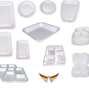 Foam Disposable Tableware