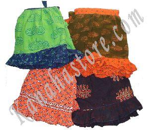 Frill Gopi Skirt