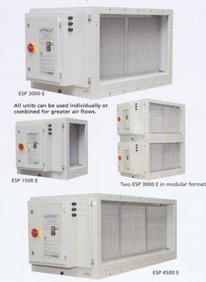 electrostatic filter